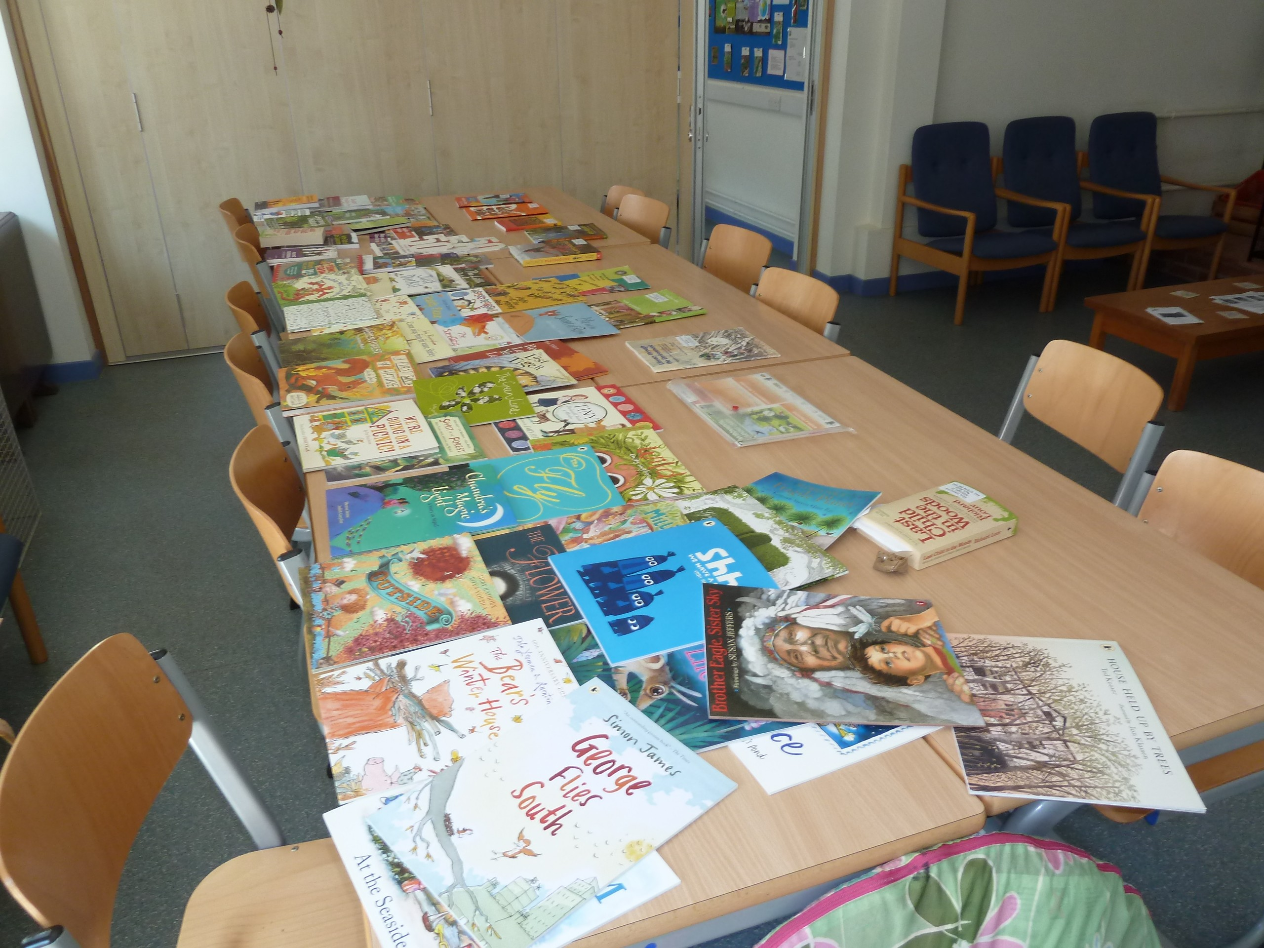 browsing literacy outdoors resources