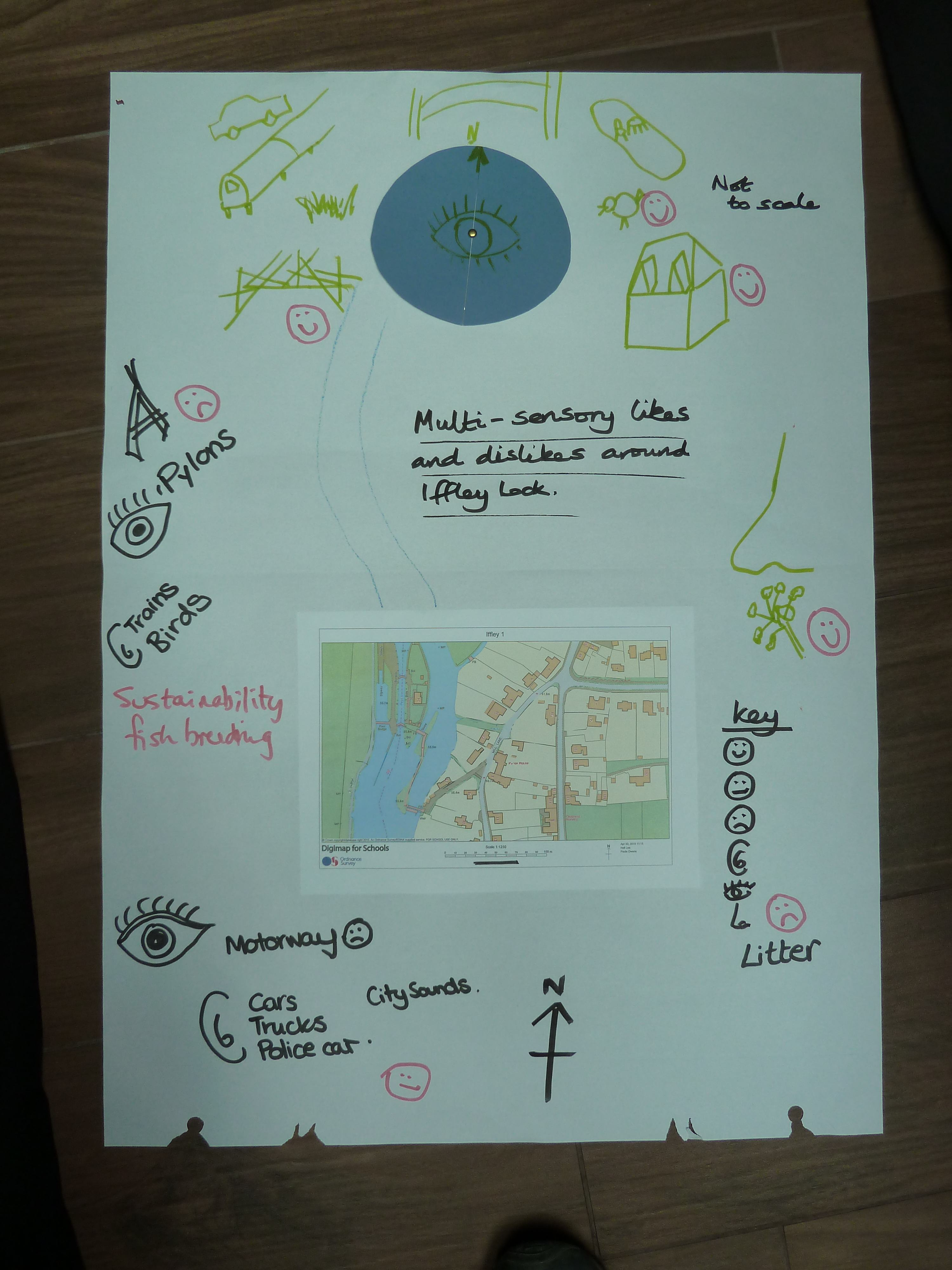 messy fieldwork (geog fieldwork)